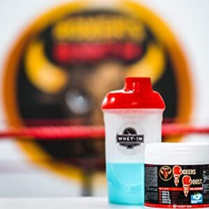 Boxers booth boxers boost pre workout
